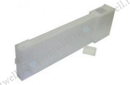Картридж дозаправляемый горизонтальный с крышкой для Roland SJ/XJ/RS, Mimaki 440мл