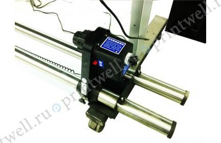Устройство подмотки рулонного материала 50 кг