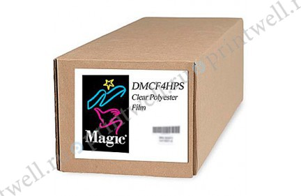 Magic DMCF4HPS Clear Polyester Film