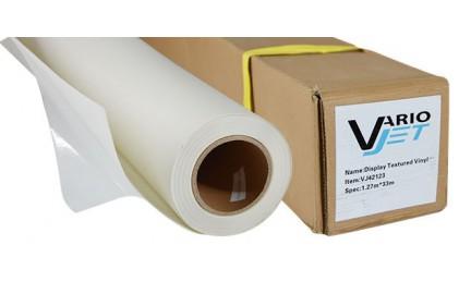 VarioJet Display Textured Vinyl 195T