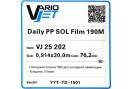 VarioJet Daily PP SOL Film 190M