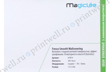 Magic Fresco Smooth Wallcovering