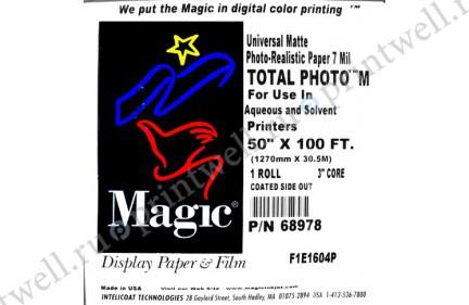 Universal Matte Photopaper Total Photo M