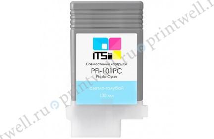 Картридж ITS PFI-101PC 0887B001