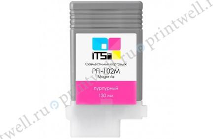 Картридж ITS PFI-102M