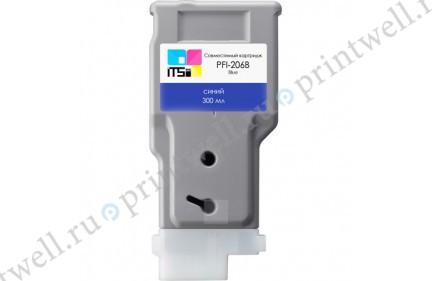 Картридж ITS PFI-206B 5311B001