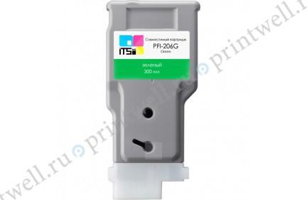 Картридж ITS PFI-206G 5310B001