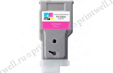Картридж ITS PFI-206M 5305B001