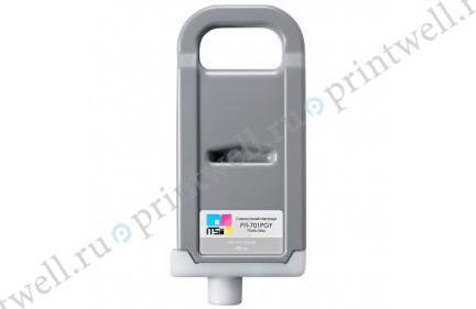 Картридж ITS PFI-701PGY 0910B005