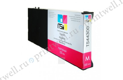 Картридж ITS 4000/7600/9600 Magenta