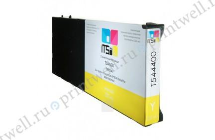 Картридж ITS 4000/7600/9600 Yellow