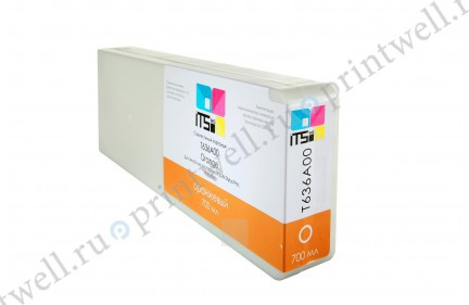 Картридж ITS 7900/9900 Orange