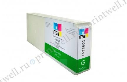 Картридж ITS 7900/9900 Green