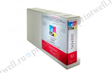 Картридж ITS GS6000 Magenta