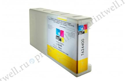 Картридж ITS GS6000 Yellow