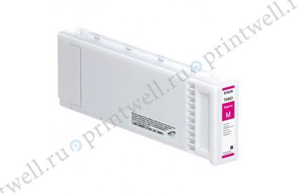 Картридж Epson C13T688300 SC-S30610 Magenta 700 мл