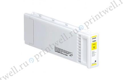 Картридж Epson C13T688400 SC-S30610 Yellow 700 мл
